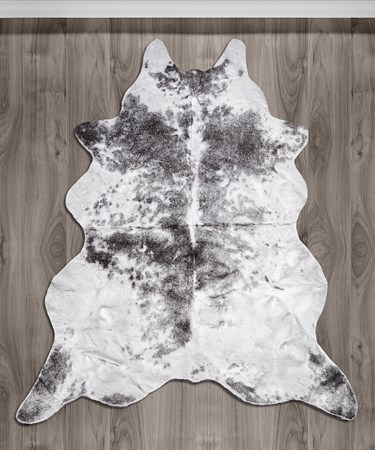 FauxCowhideRug