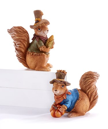 SquirrelFigurinewNut2Asst