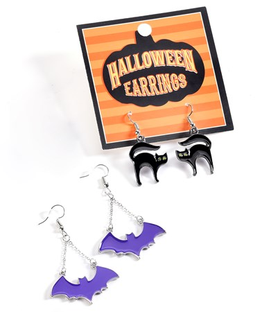 HalloweenEarrings2AsstwDisplayer