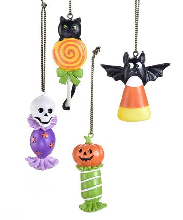 HalloweenCandyOrnament4Asst