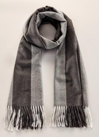 ViscoseBlendMensVerticalScarf