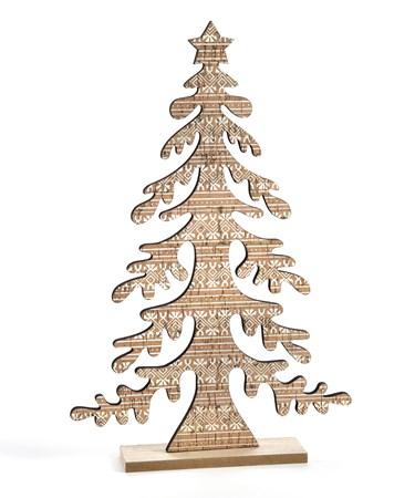 WoodenChristmasTreeTableDeacutecor