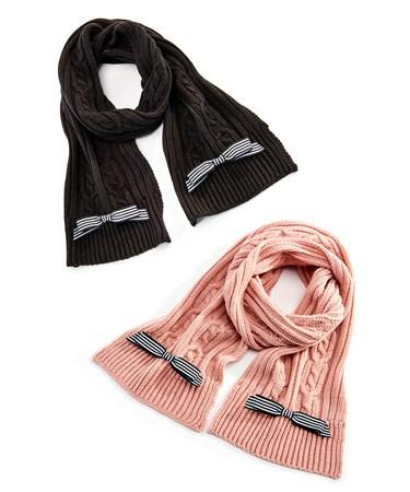 CableKnitScarf2Asst