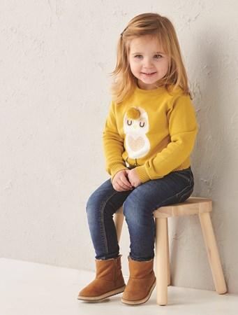ToddlerUnisexOwlSweater