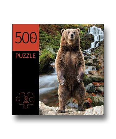 BearDesignPuzzle500Pieces
