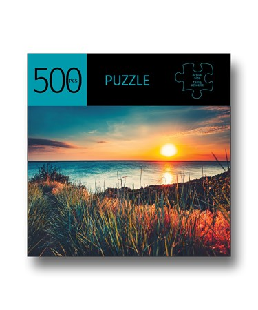 SunsetDesignPuzzle500Pieces