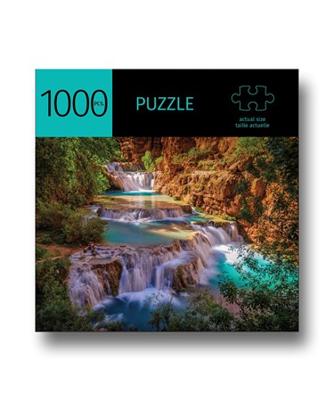 WaterfallsDesignPuzzle1000Pieces
