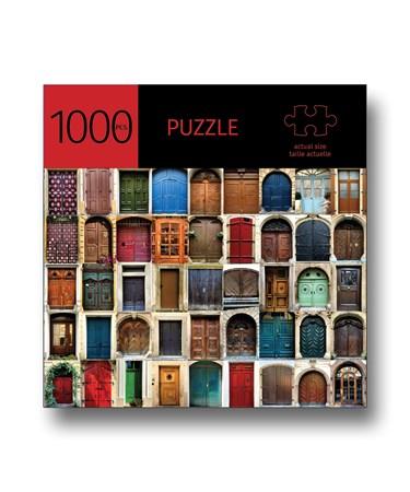 FrontDoorsDesignPuzzle1000Pieces