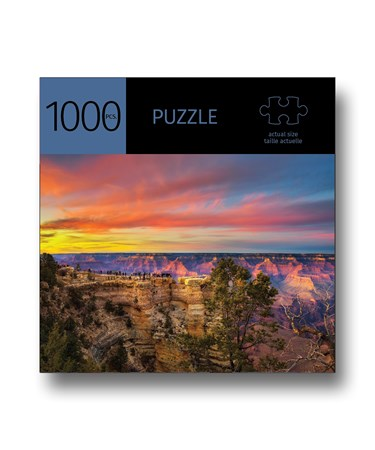 TheGrandCanyonDesignPuzzle1000Pieces