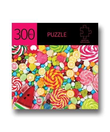 CandyDesignPuzzle300Pieces