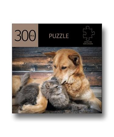 CatDogPalsDesignPuzzle300Pieces