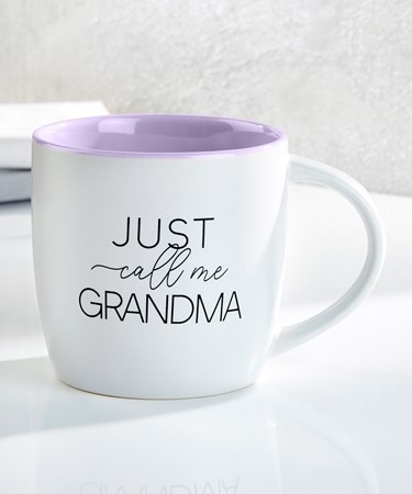 JustCallMeGrandmaMug