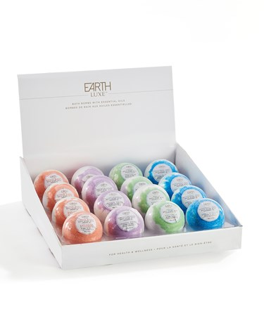 EssentialOilInfusedBathBomb4AsstwDisplayer