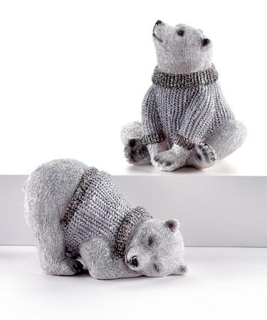 PolarBearwSweater2Asst