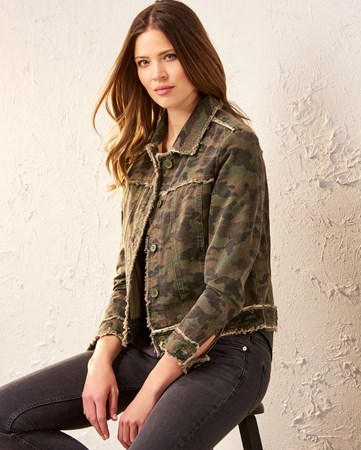 CamoButtonFrontJacket