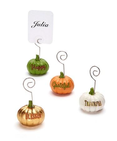 PumpkinPlaceCardHolder4Asst