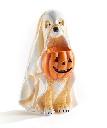 GhostDogFigurine
