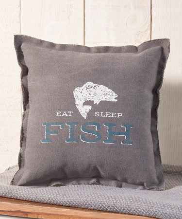 FishThrowPillow