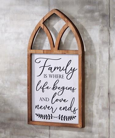 FamilySentimentWallDeacutecor