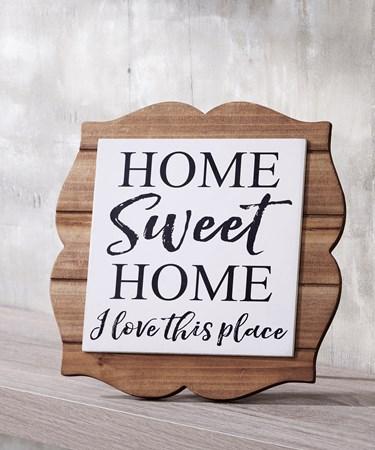 HomeSweetHomeTableDeacutecor