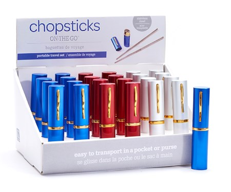 ChopstickswCase3AsstwDisplayer