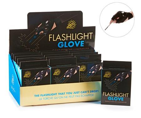 LEDFlashlightGlovewDisplayer