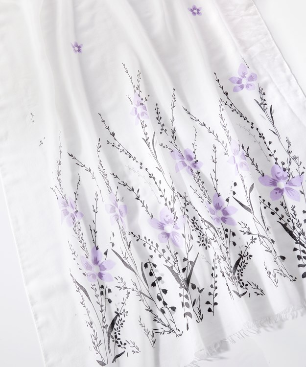 FloralDesignScarf