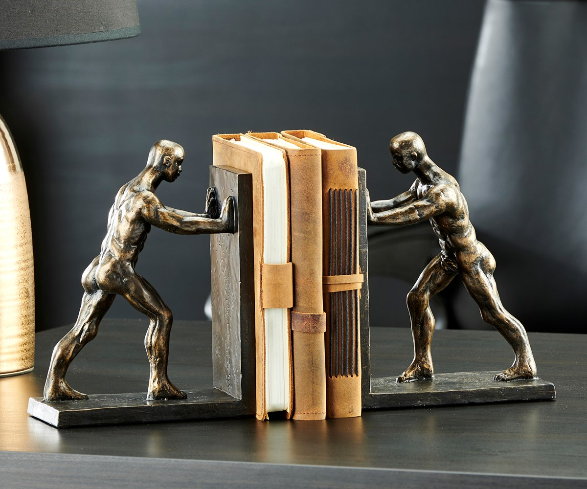 FigurineBookends