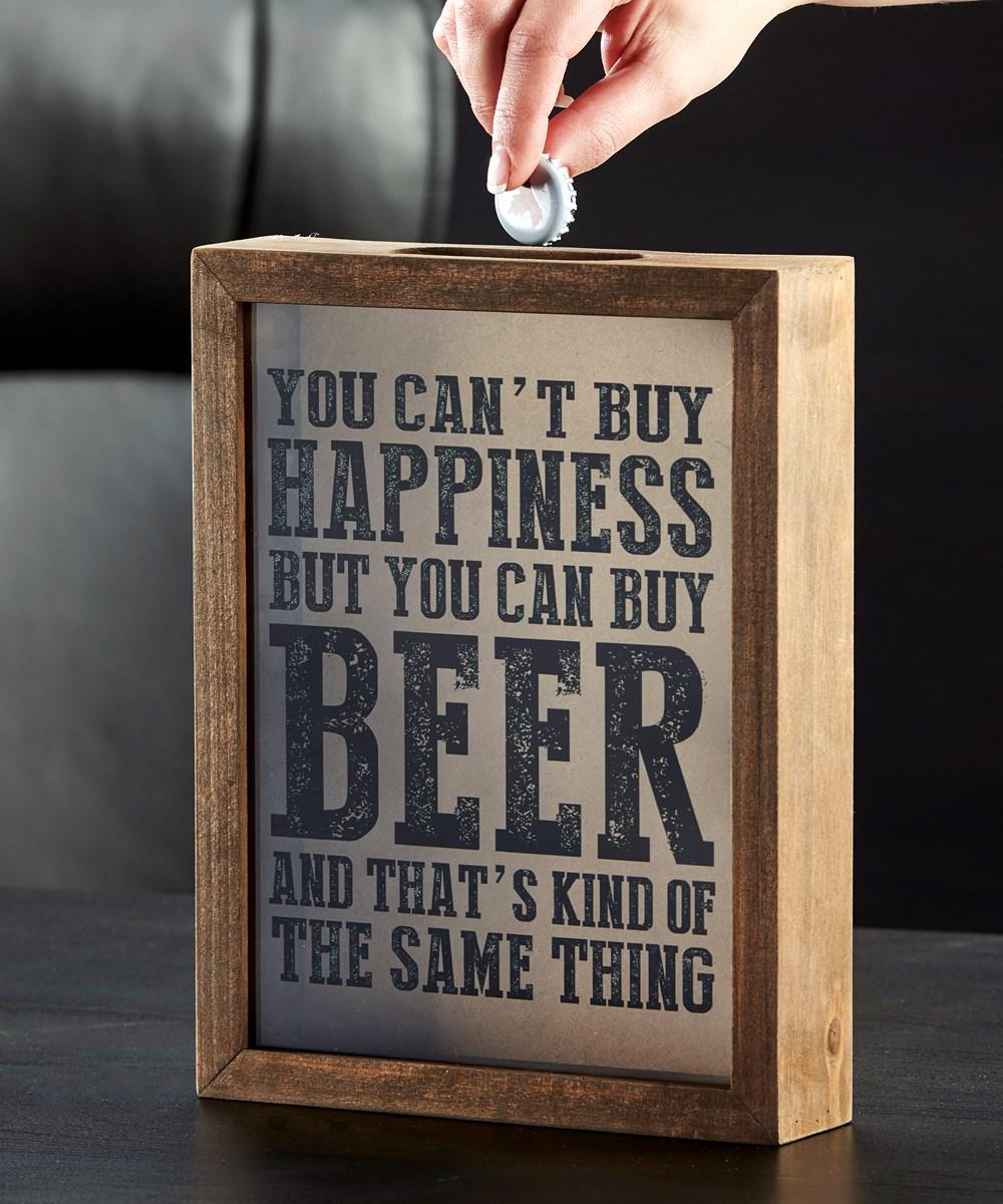 BeerCapHolderTableDeacutecor