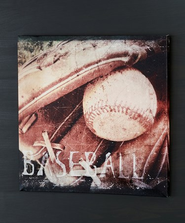 BaseballWallPrint