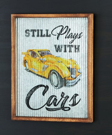 CarsWallDeacutecor