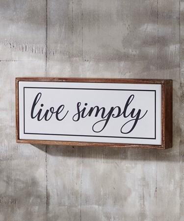 LiveSimplyWallDeacutecor