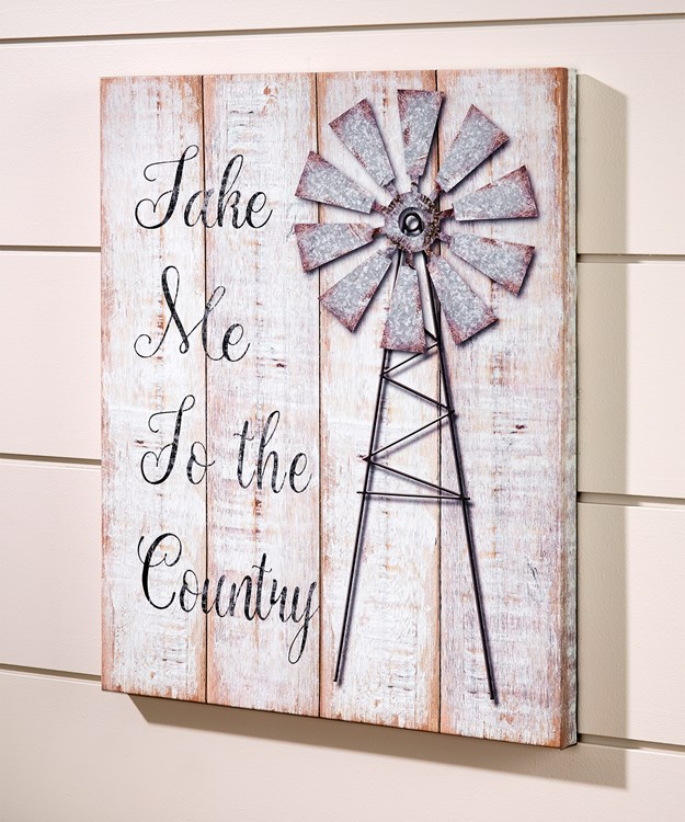 WindmillWallPrint
