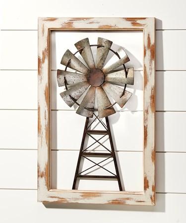 WindmillWallDecor