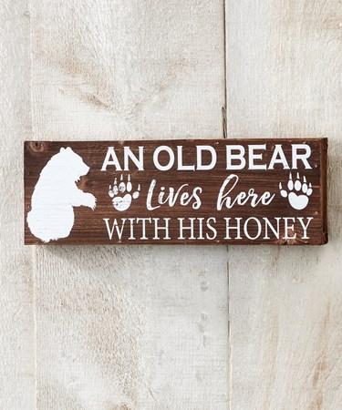 BearWoodWallDeacutecor
