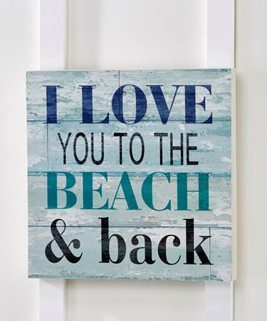 BeachSentimentWallDeacutecor