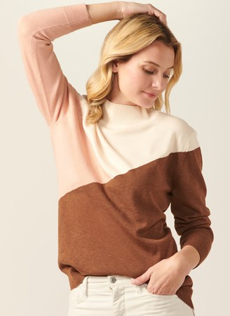 CottonandWoolBlendIntarsiaSweater2Asst