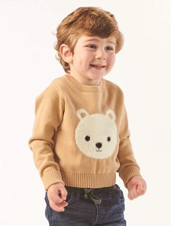 ToddlerUnisexTeddySweater