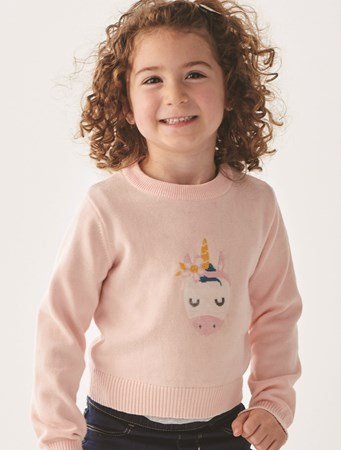 ToddlerUnicornSequinsSweater2Asst