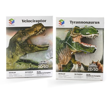 3DDinosaurPuzzles2Asst