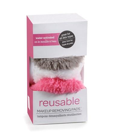 ReusableMakeUpPadSetof4