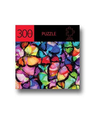 ButterfliesDesignPuzzle300Pieces