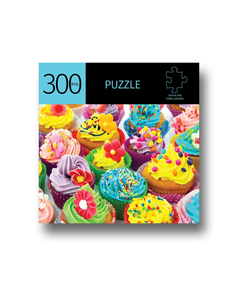 CupcakeDesignPuzzle300Pieces