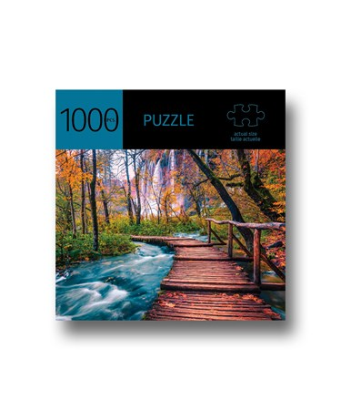 ForestBoardwalkPuzzle1000Pieces