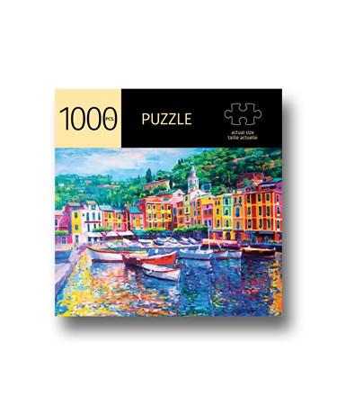 HarborTownPuzzle1000Pieces