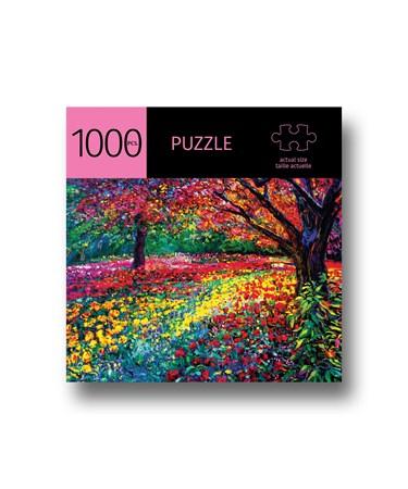 FlowersTreesPuzzle1000Pieces