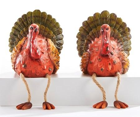 TurkeyShelfSitter2Asst
