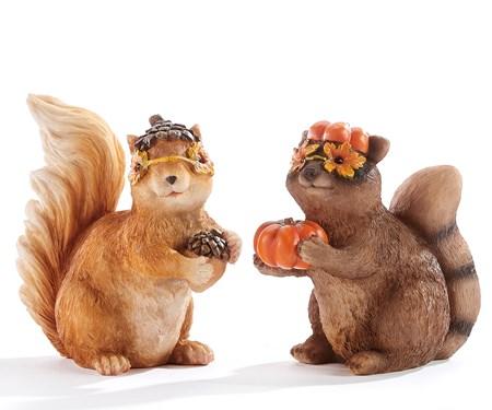 SquirrelFigurine2Asst