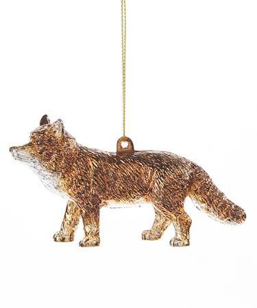 FoxOrnament