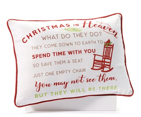 ChristmasinHeavenPillow